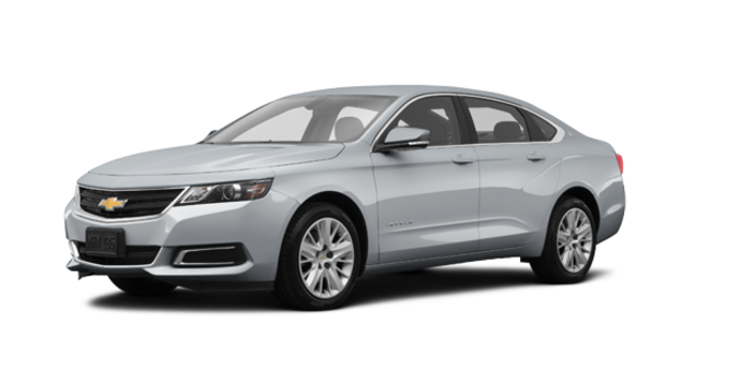 2017 Chevrolet Impala LS | Photo 6 | Silver Ice Metallic