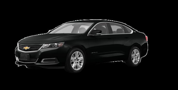 2017 Chevrolet Impala LS | Photo 6 | Black