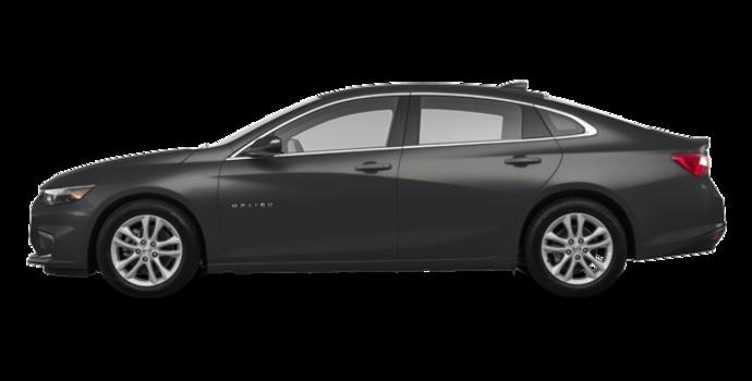 2017 Chevrolet Malibu Hybrid HYBRID | Photo 4 | Nightfall Grey Metallic