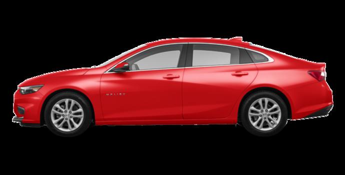2017 Chevrolet Malibu Hybrid HYBRID | Photo 4 | Cajun Red