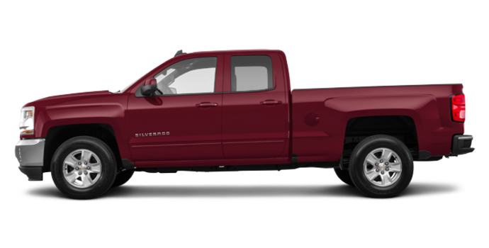 2017 Chevrolet Silverado 1500 LT | Photo 4 | Siren Red