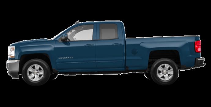 2017 Chevrolet Silverado 1500 LT | Photo 4 | Deep Ocean Blue Metallic