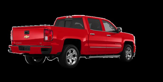 2017 Chevrolet Silverado 1500 LTZ Z71 | Photo 5 | Red Hot