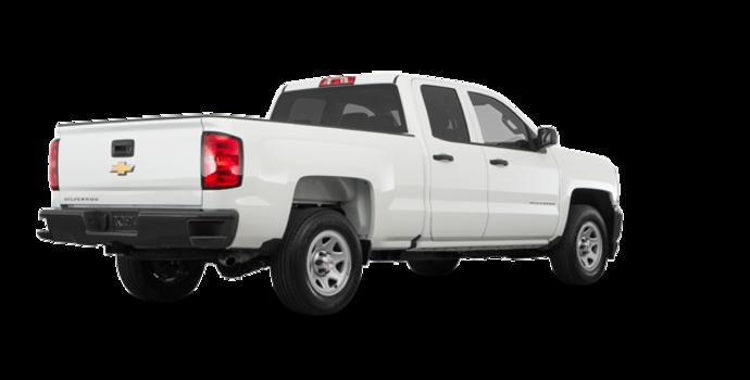 2017 Chevrolet Silverado 1500 WT | Photo 5 | Summit White