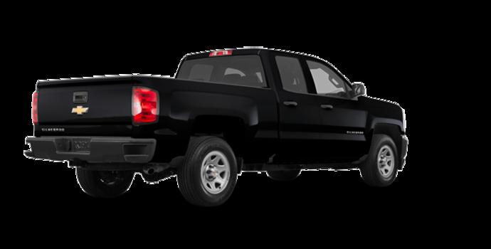 2017 Chevrolet Silverado 1500 WT | Photo 5 | Black