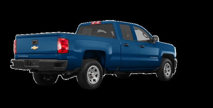 2017 Chevrolet Silverado 1500 WT | Photo 5 | Deep Ocean Blue Metallic