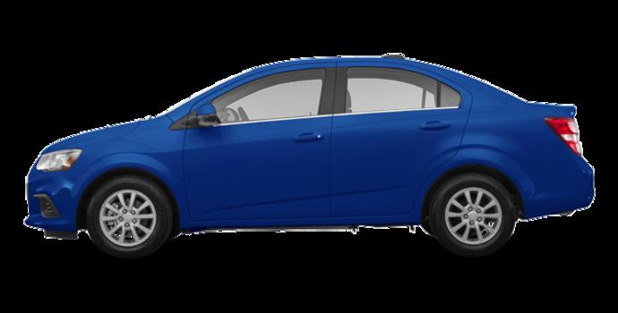 2017 Chevrolet Sonic LT | Photo 4 | Kinetic Blue Metallic