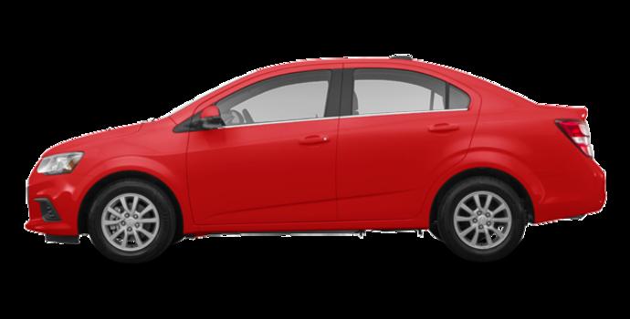 2017 Chevrolet Sonic LT | Photo 4 | Red Hot