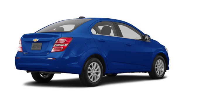 2017 Chevrolet Sonic LT | Photo 5 | Kinetic Blue Metallic