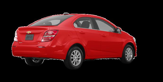 2017 Chevrolet Sonic LT | Photo 5 | Red Hot