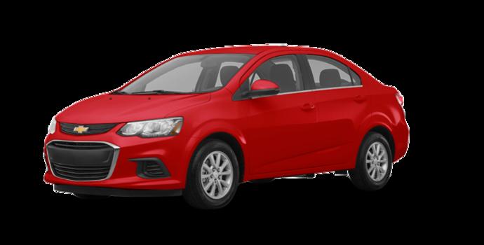 2017 Chevrolet Sonic LT | Photo 6 | Cajun Red