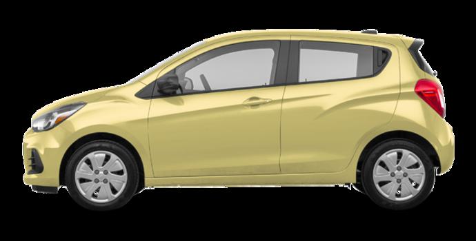 2017 Chevrolet Spark LS | Photo 4 | Brimstone
