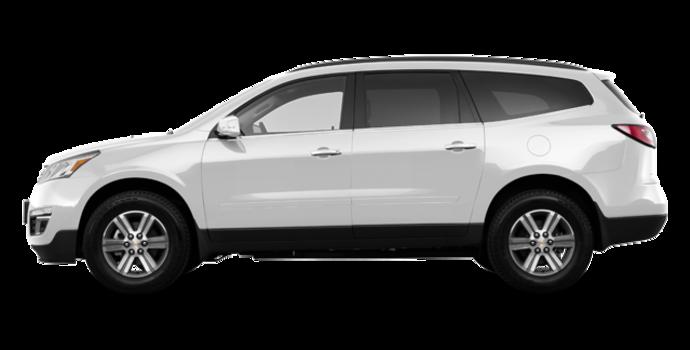 2017 Chevrolet Traverse 2LT | Photo 4 | Summit White