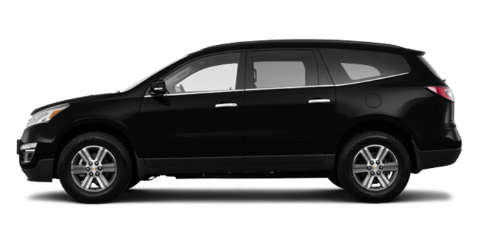 2017 Chevrolet Traverse 2LT | Photo 4 | Mosaic Black Metallic