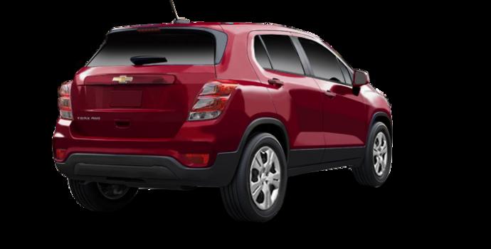 2017 Chevrolet Trax LS | Photo 5 | Crimson Metallic
