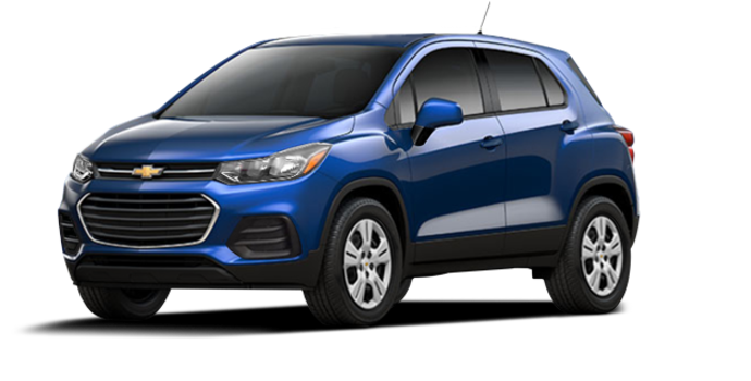 2017 Chevrolet Trax LS | Photo 6 | Blue Topaz Metallic
