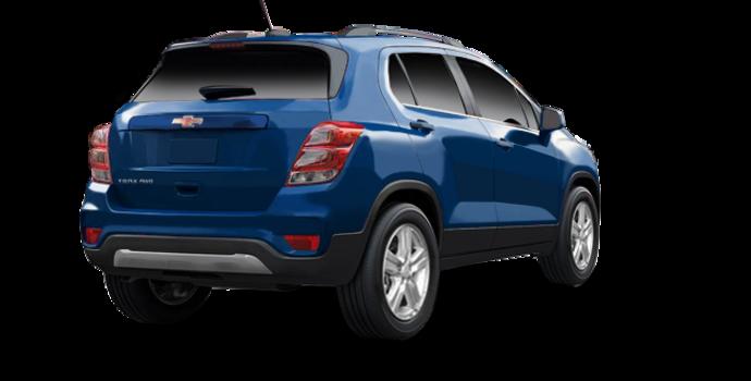 2017 Chevrolet Trax LT | Photo 5 | Blue Topaz Metallic