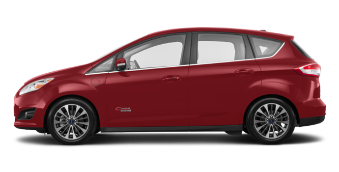 2017 Ford C-MAX ENERGI TITANIUM | Photo 4 | Ruby Red