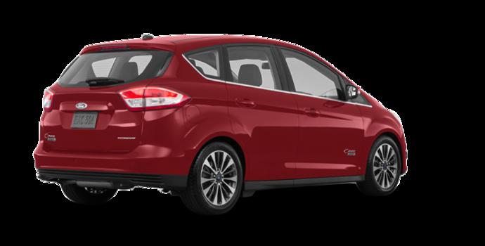 2017 Ford C-MAX ENERGI TITANIUM | Photo 5 | Ruby Red