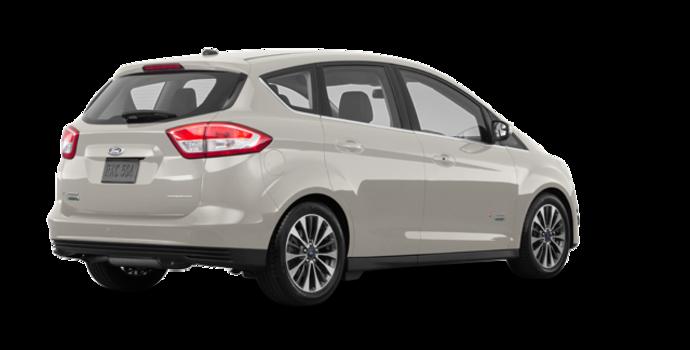 2017 Ford C-MAX ENERGI TITANIUM | Photo 5 | White Gold