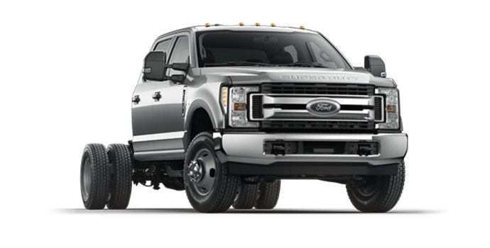 2017 Ford Chassis Cab F-350 XLT | Photo 6 | Ingot Silver
