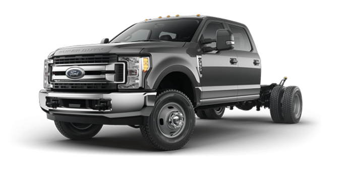 2017 Ford Chassis Cab F-350 XLT | Photo 4 | Magnetic