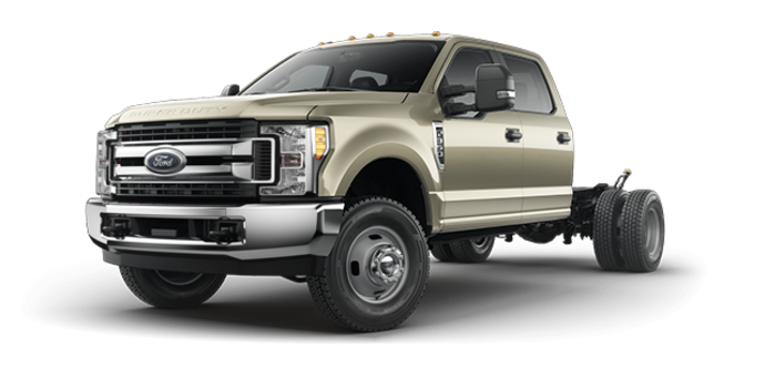 2017 Ford Chassis Cab F-350 XLT | Photo 4 | White Gold