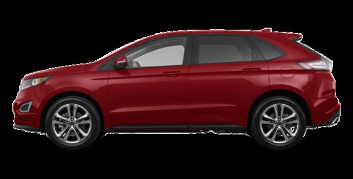 2017 Ford Edge SPORT | Photo 4 | Ruby Red Metallic