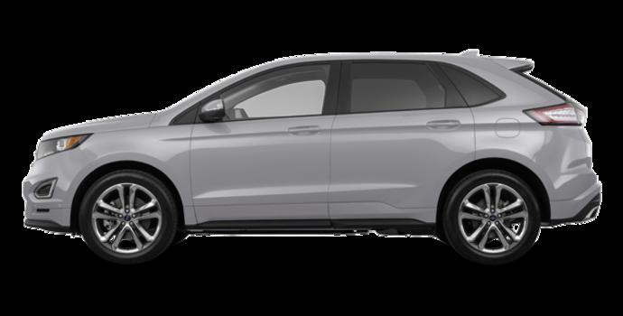 2017 Ford Edge SPORT | Photo 4 | Ingot Silver Metallic