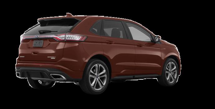 2017 Ford Edge SPORT | Photo 5 | Canyon Ridge Metallic