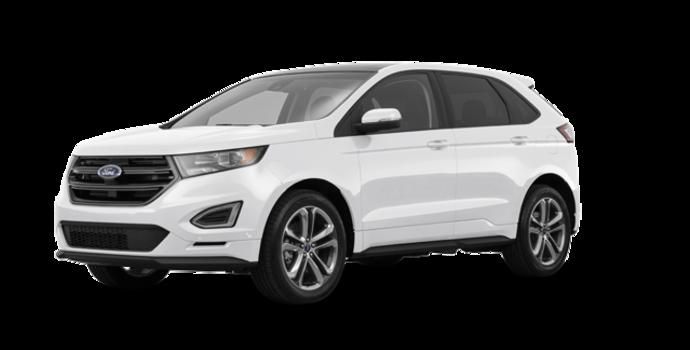 2017 Ford Edge SPORT | Photo 6 | White Platinum Metallic
