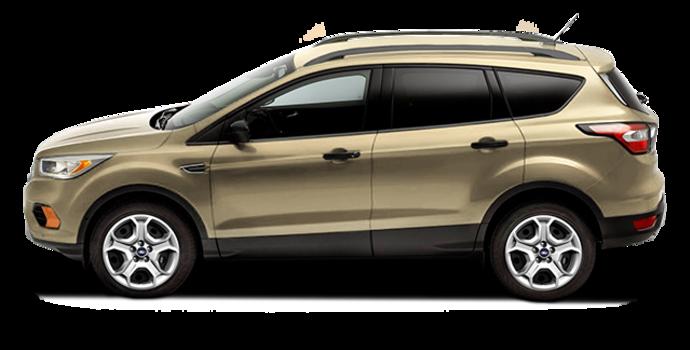 2017 Ford Escape S | Photo 4 | White Gold