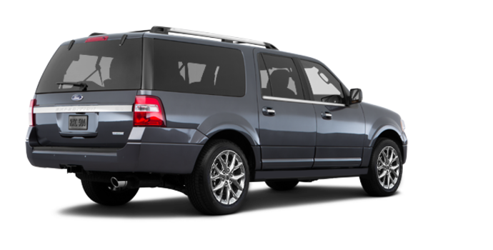 2017 Ford Expedition LIMITED MAX   Photo 5   Magnetic Metallic