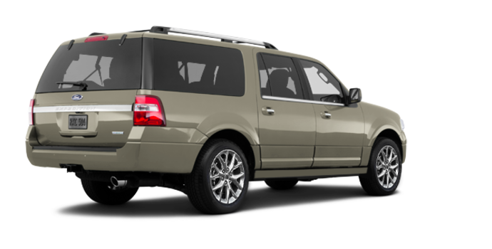 2017 Ford Expedition LIMITED MAX   Photo 5   White Gold Metallic