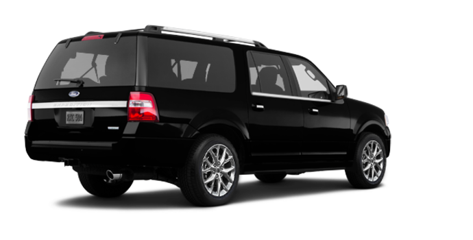 2017 Ford Expedition LIMITED MAX   Photo 5   Shadow Black