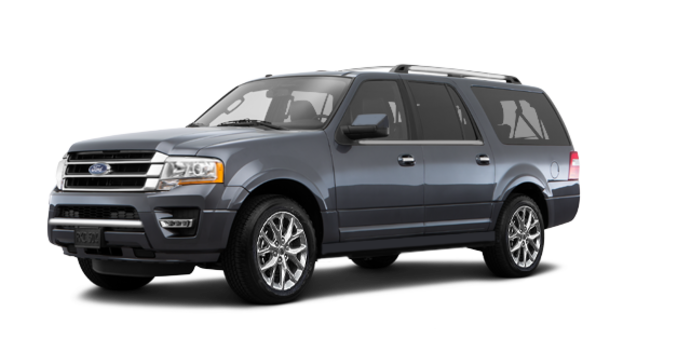 2017 Ford Expedition LIMITED MAX   Photo 6   Magnetic Metallic