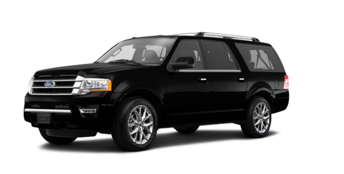 2017 Ford Expedition LIMITED MAX   Photo 6   Shadow Black