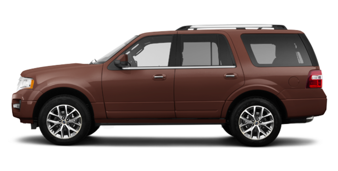 2017 Ford Expedition LIMITED | Photo 4 | Bronze Fire Metallic