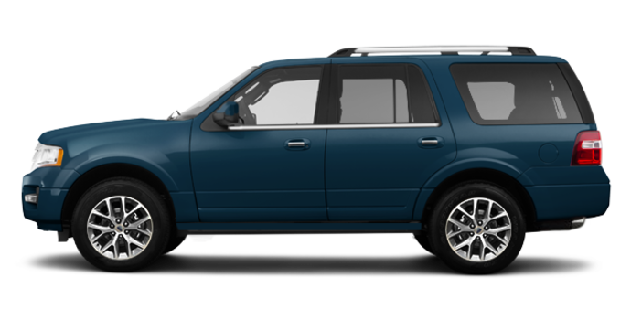 2017 Ford Expedition LIMITED | Photo 4 | Blue Jeans Metallic