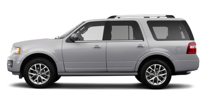 2017 Ford Expedition LIMITED | Photo 4 | Ingot Silver Metallic