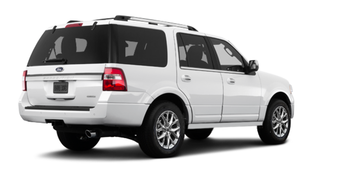 2017 Ford Expedition LIMITED | Photo 5 | White Platinum Metallic
