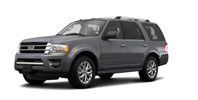 2017 Ford Expedition LIMITED | Photo 6 | Magnetic Metallic