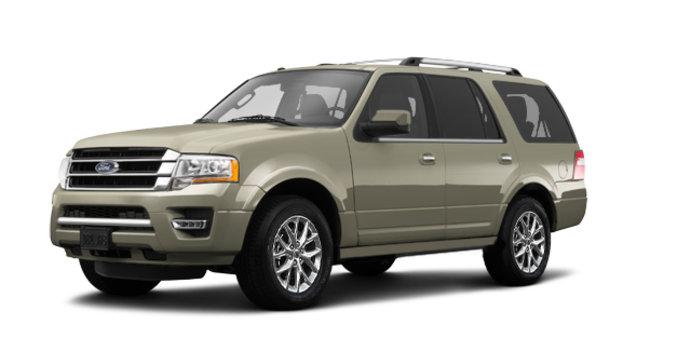 2017 Ford Expedition LIMITED | Photo 6 | White Gold Metallic