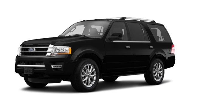2017 Ford Expedition LIMITED | Photo 6 | Shadow Black