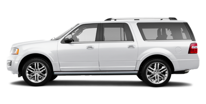 2017 Ford Expedition PLATINUM MAX   Photo 4   White Platinum Metallic