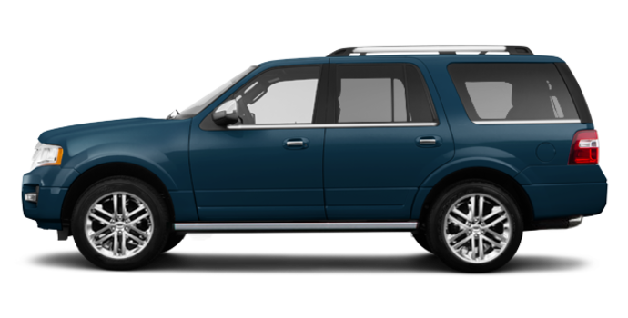 2017 Ford Expedition PLATINUM | Photo 4 | Blue Jeans Metallic