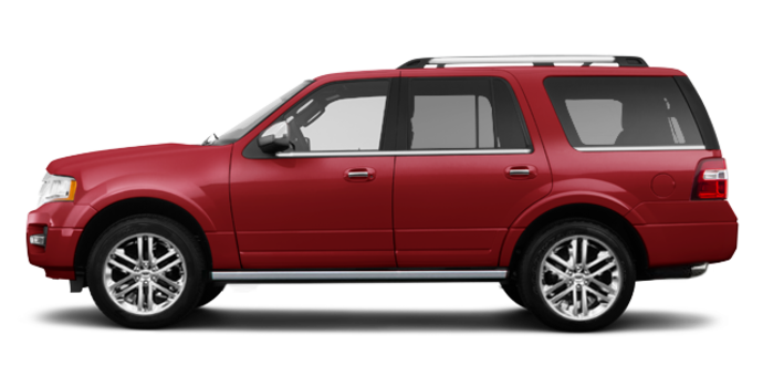 2017 Ford Expedition PLATINUM | Photo 4 | Ruby Red Metallic