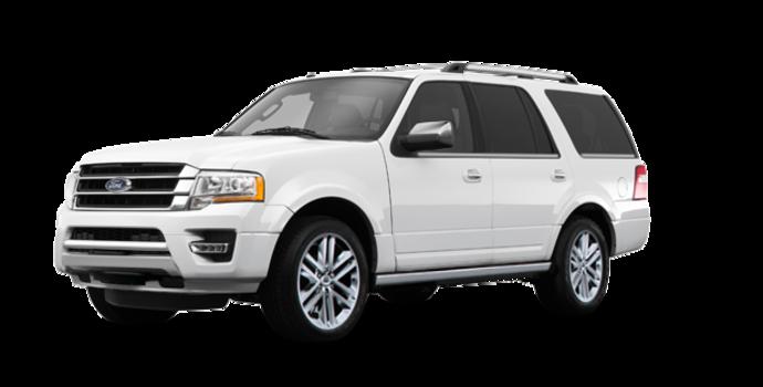 2017 Ford Expedition PLATINUM | Photo 6 | White Platinum Metallic