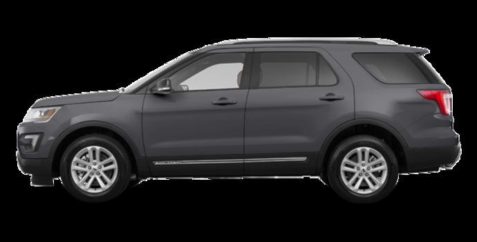 2017 Ford Explorer XLT | Photo 4 | Magnetic Grey