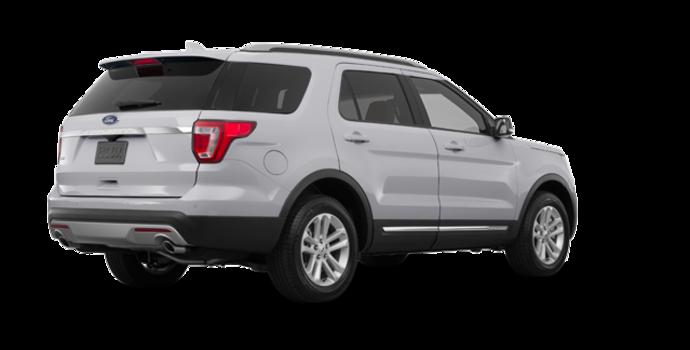 2017 Ford Explorer XLT | Photo 5 | Ingot Silver